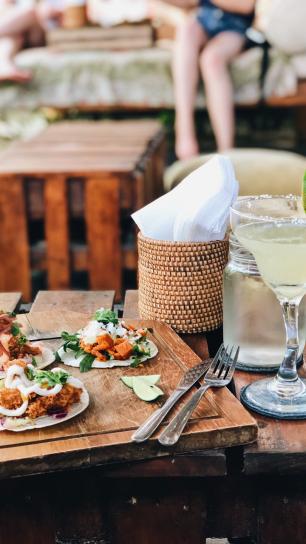 Tacos + Tequila | La Bandida