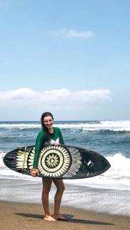Surf School at Pantai Kedungu